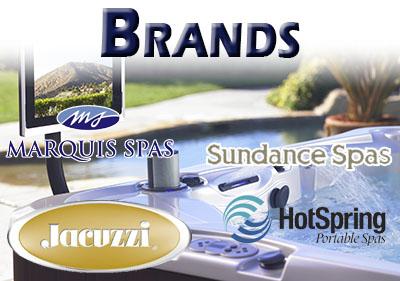 Sierra Pool & Spa Brands
