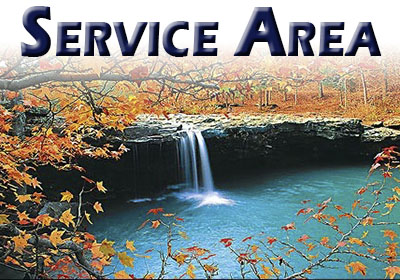 Sierra Pool & Spa Service Area