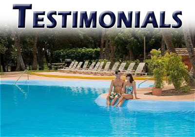 Sierra Pool & Spa Testimonials
